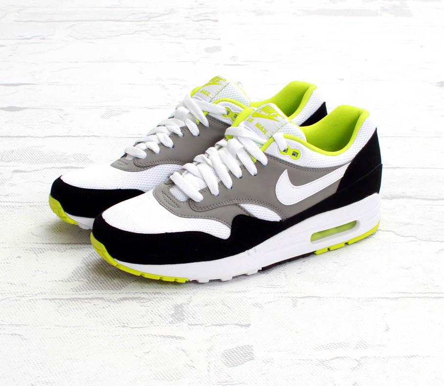 sports shoes b1efb d7520 Nike Air Max 1 Essential - White Medium Grey