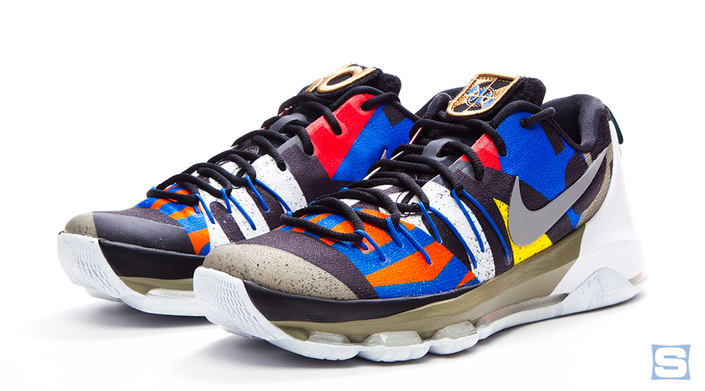 ead67b482fd99 An In-Depth Look at the 'All-Star' Nike KD 8 | Sole Collector