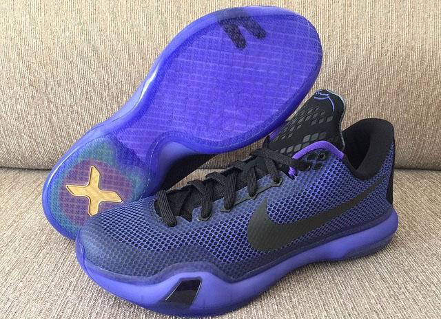 Cyber Monday Nike Kobe 10 SONORIA