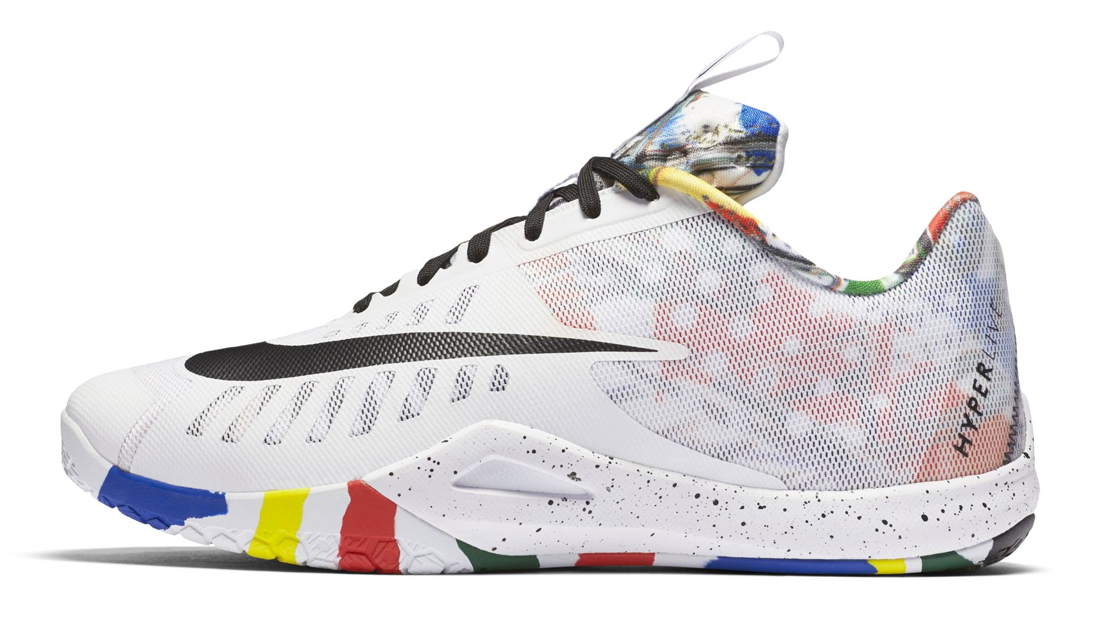 check out 23731 82a15 Nike HyperLive NCS