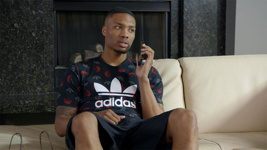 Foot Locker Presents 'No Rings' featuring Damian Lillard