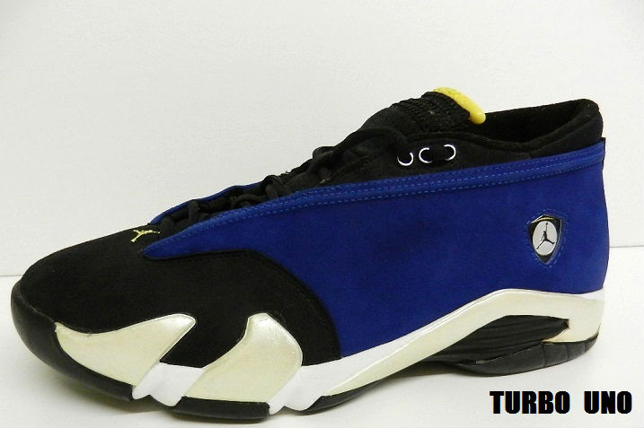 Spotlight // Pickups of the Week 4.14.13 - Air Jordan XIV Low Laney by TURBO UNO