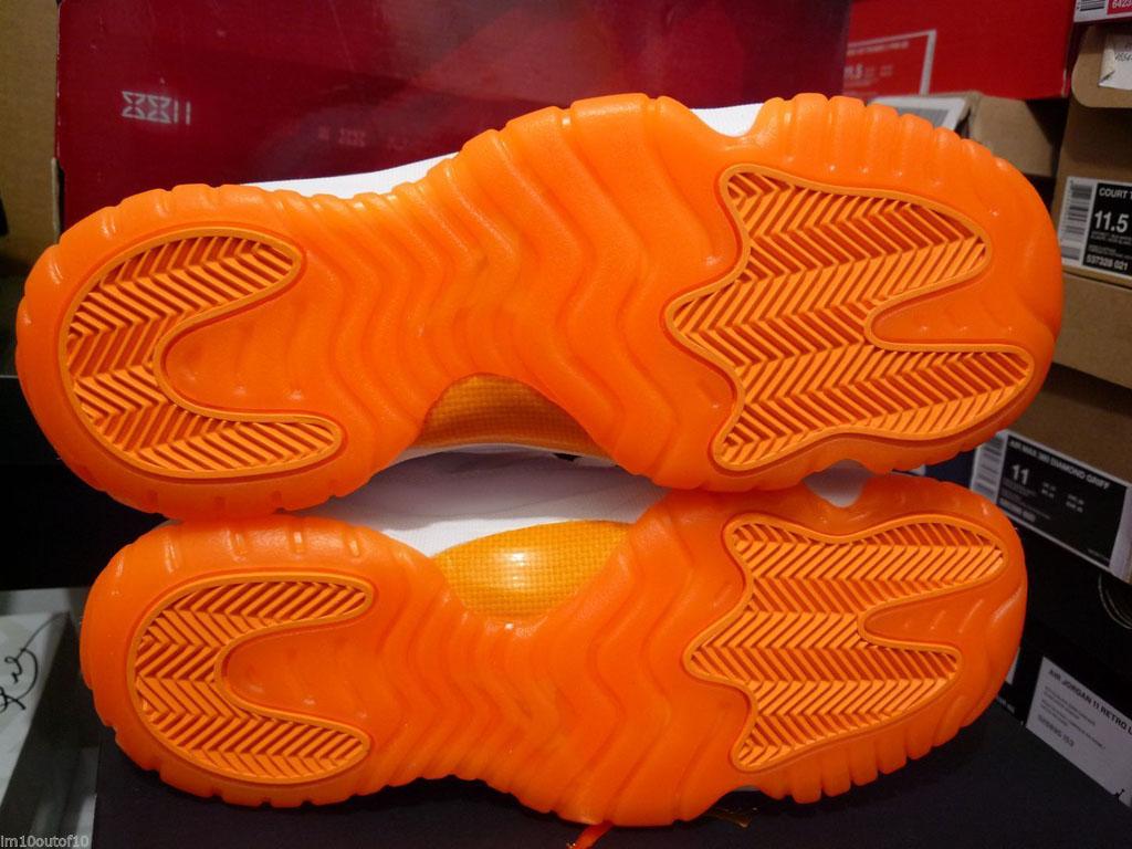 505f2bdbf26ef3 Air Jordan XI 11 Retro Low Citrus 2015 580521-139 (7)
