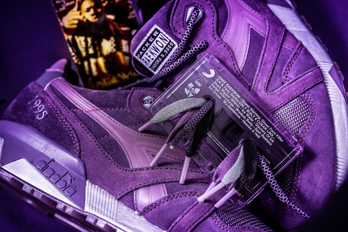 raekwon shoes