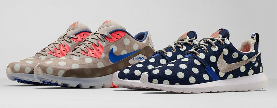 on sale 49dcb 87285 Nike Sportswear s New York City Pack. The Swoosh celebrates the greatness  of New York City with NYC-inspired takes on the Air Max 90 Ice and Roshe  Run NM.
