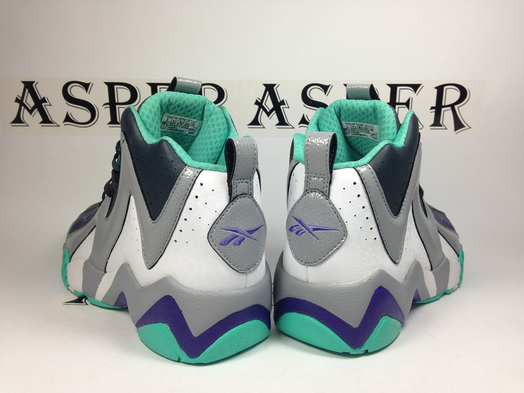 Reebok Kamikaze 2 GS - Navy/Grey-Teal (3)