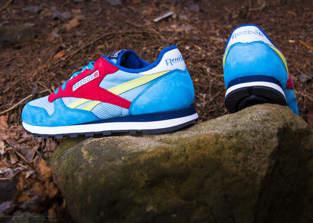 Packer Shoes x Reebok Classic Leather Aztec (4)