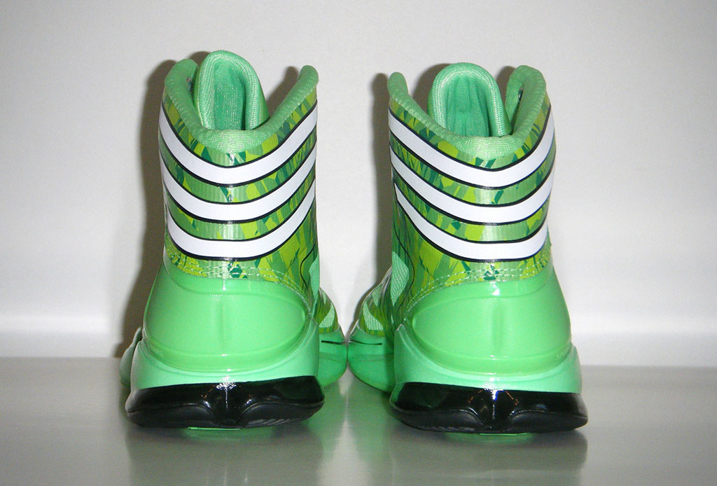 adidas adiZero Crazy Light 2 Neon Green Camo (4)