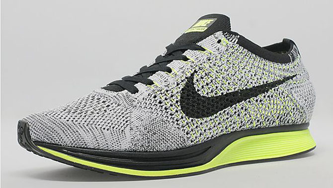 purchase cheap 31c46 4dcee Check out four colorways of one of the original Flyknit models.