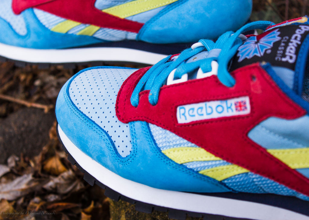 Packer Shoes x Reebok Classic Leather Aztec (5)