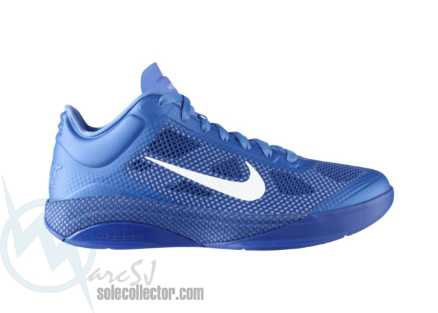 4c1ef34016f Nike Zoom Hyperfuse Low Royal White 429614-410
