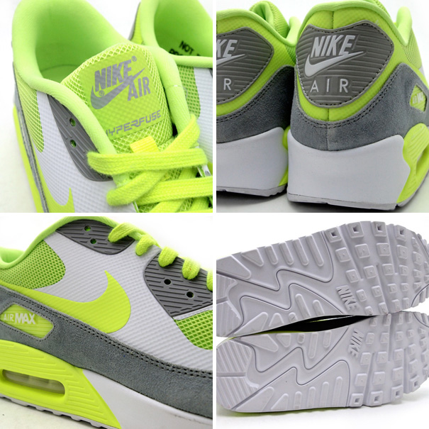 584080f03f6 Black Grey And Neon Yellow Nike Air Max Tn