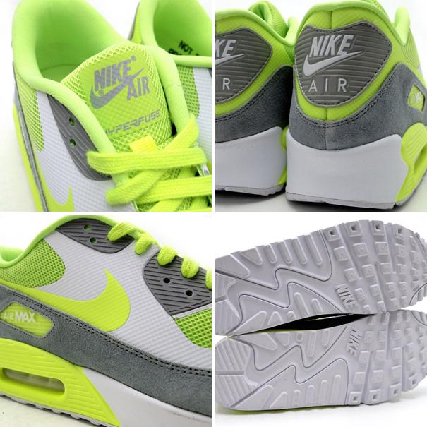 Nike Air Max 90 Hyperfuse Premium Volt