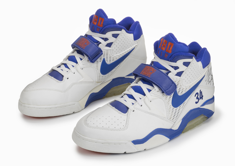 PE Spotlight Charles Barkley's Nike Air Force 180 | Sole