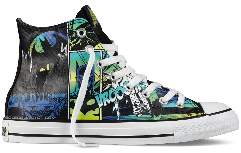 DC Comics x Converse Chuck Taylor All Star Batman (1)