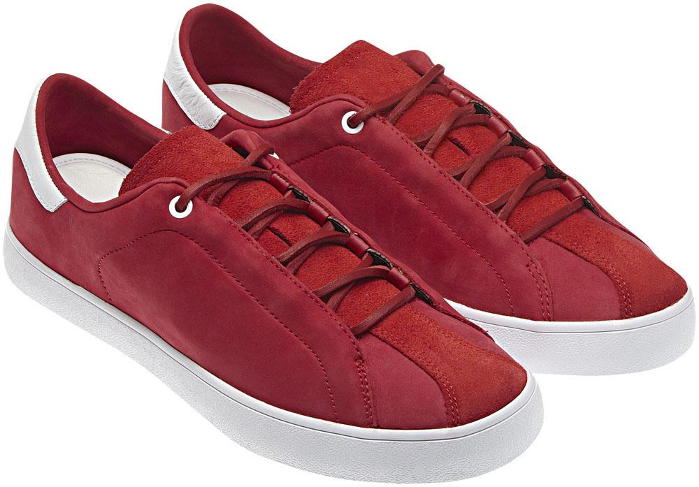 official photos 12e90 7edd7 adidas Originals by David Beckham DB Doley Red G21041