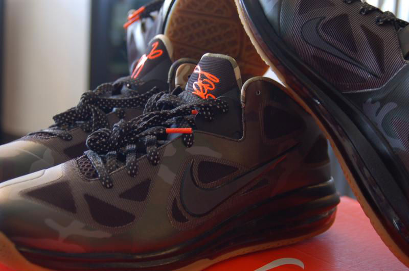 Spotlight // Pickups of the Week 5.26.13 - Nike LeBron 9 Low War Vet by theSYNDICATE