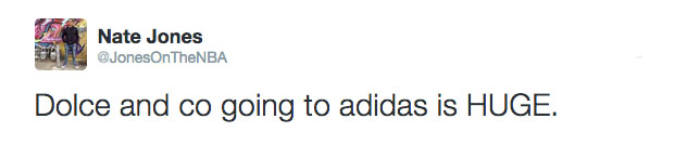 Twitter Reacts to Nike Designers Leaving for adidas (11)