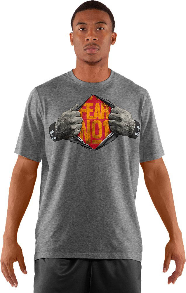 Under Armour Cam Newton Fear No1 T-Shirt