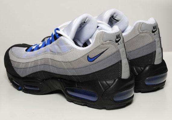 Nike Air Max 95 Blue Spark Sole Collector