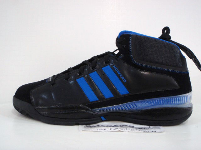 1a70514db Dwight Howard s Orlando Magic adidas Sneaker History - TS Lightswitch Away  (1)