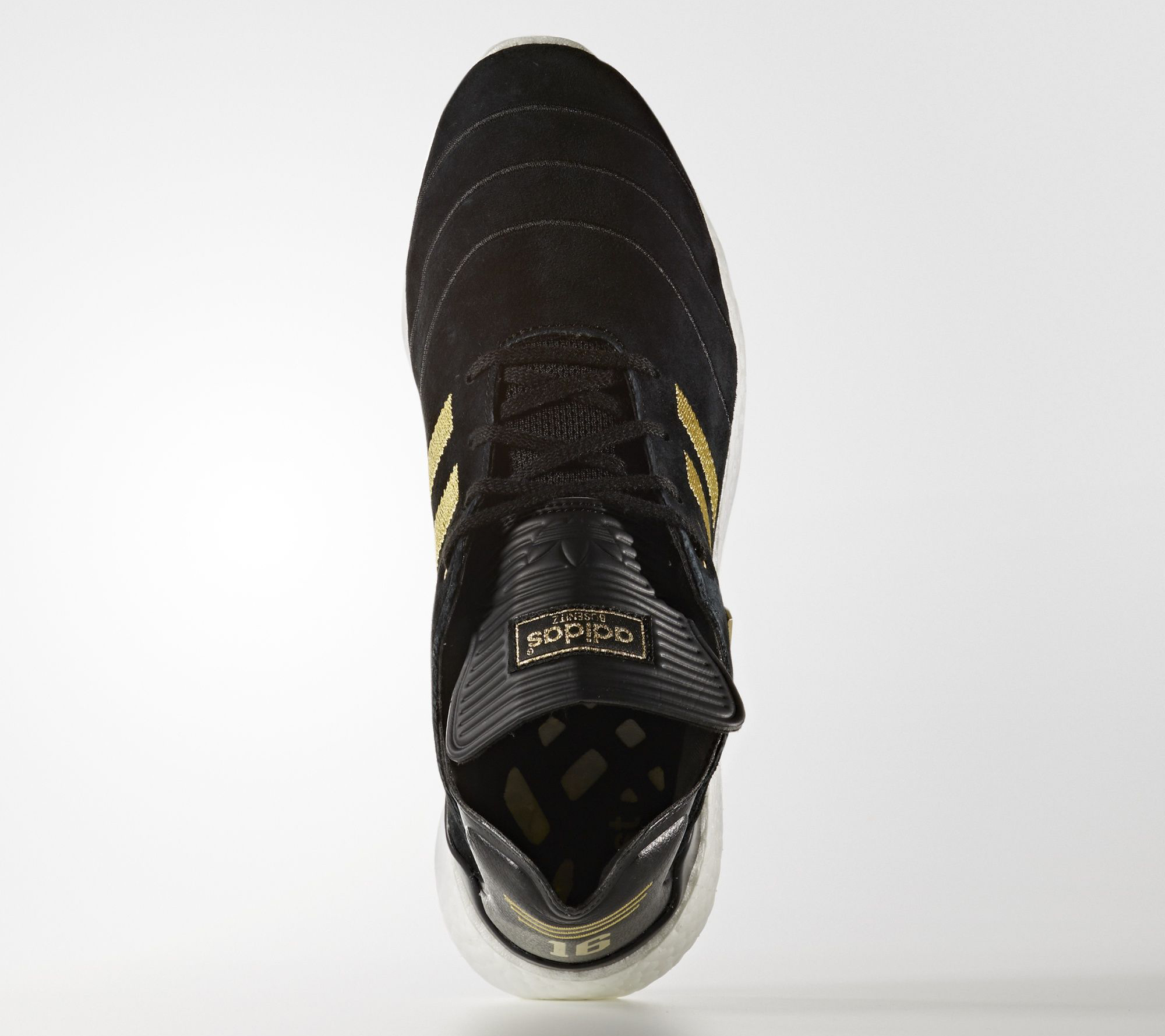 Adidas Busenitz 10 Year Anniversary Black Gold Top