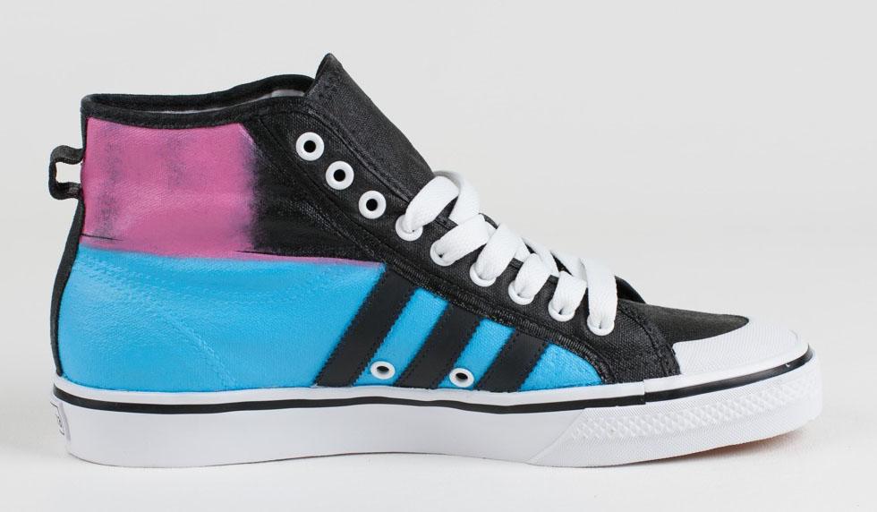 Hi Brush Adidas Skull FootwearSole Nizza Warhol Originals By n0w8mN