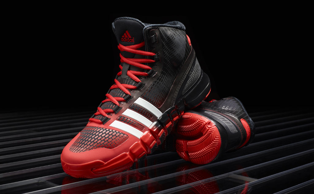 adidas Crazyquick Black Red White G66833 (1)