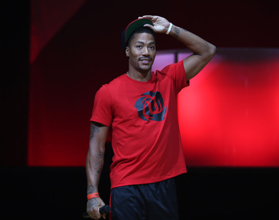 adidas x Derrick Rose 'all in for Chicago' Event Photos (6)