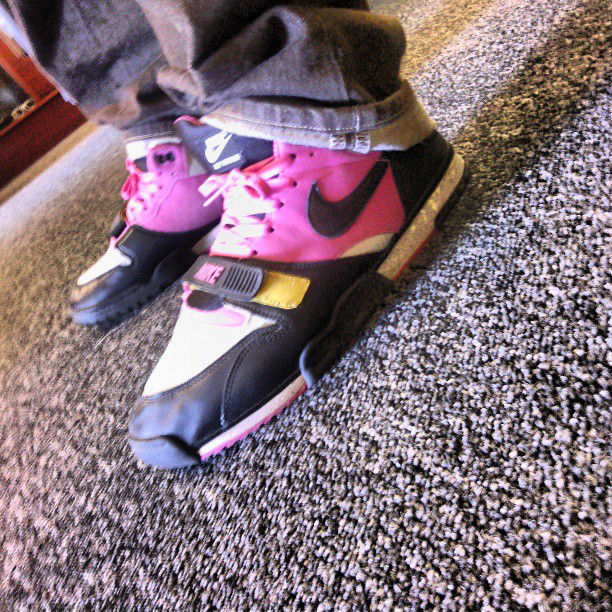 Spotlight // Forum Staff Weekly WDYWT? - 9.14.13 - Nike Air Trainer 1 Tech Pack by goldenchild9389