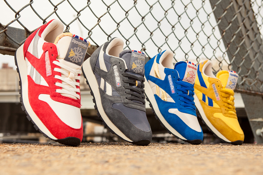 reebok classic leather vintage inspired