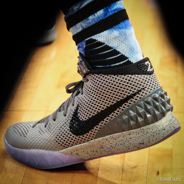 Kyrie Irving wearing the 'All-Star' Nike Kyrie 1 (2)