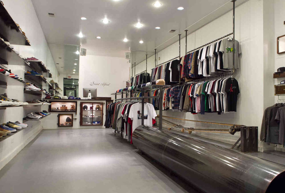 The Top 10 Independent US Sneaker Boutiques: Saint Alfred, Chicago