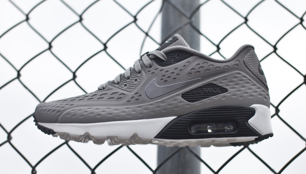 new product b78a0 affa6 Nike Air Max 90 BRs Slide Into the Greyscale