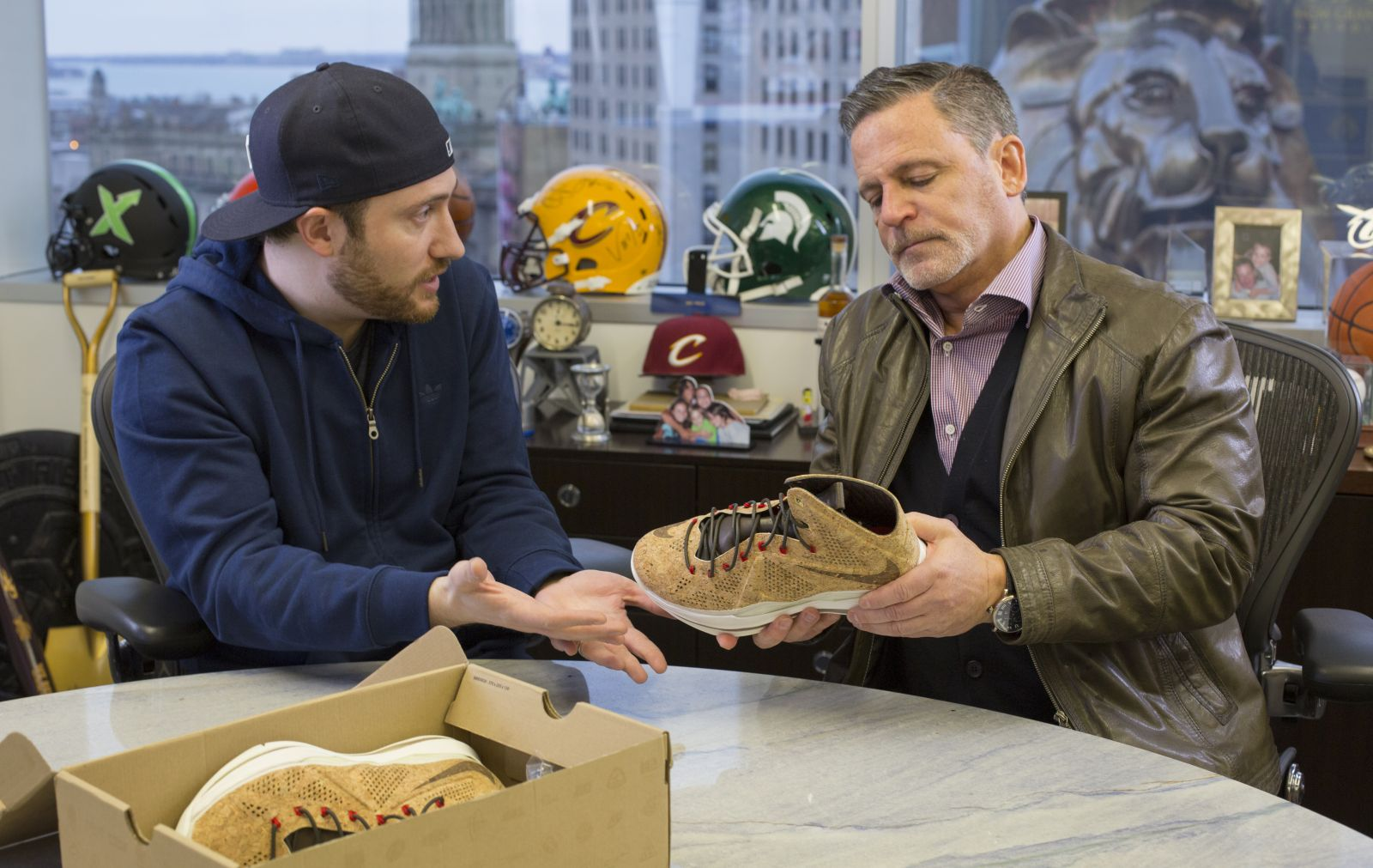 13bc4769ea94be Why Cavs Owner Dan Gilbert Is Investing in Sneaker Resellers