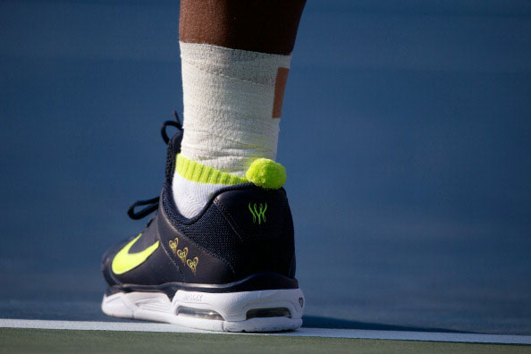 Serena Williams Wins Fourth US Open in Nike Air Max Mirabella 3 (2)