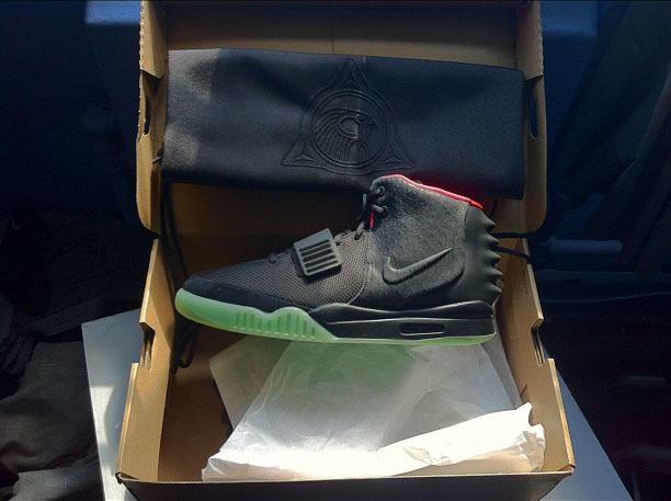 Nike Air Yeezy II 2 - Theophilus London