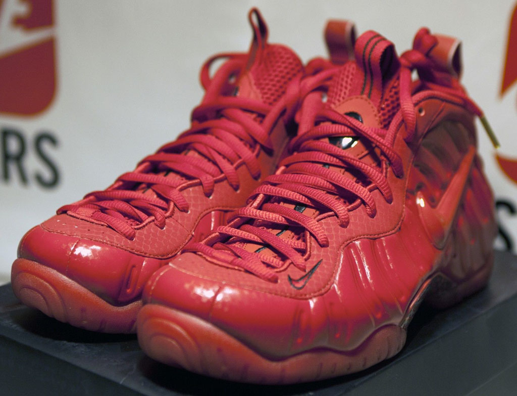b2d15b061eb Nike Air Foamposite Pro Gym Red 624041-603 (8)