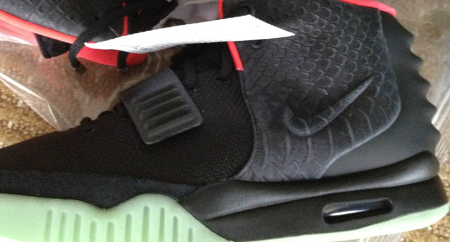 Nike Air Yeezy 2 - Black/Pink | Solecollector