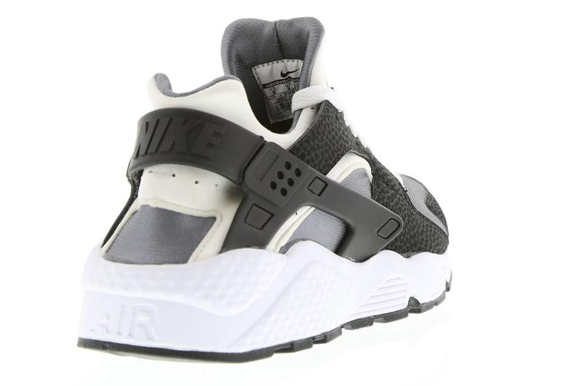 Nike Air Huarache White/Black-Pure Platinum 318429-012 (3)