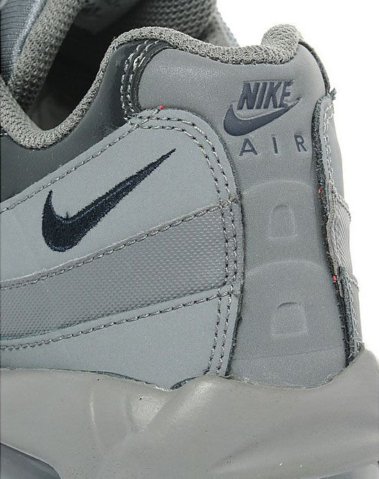Nike Air Max 95 - Cool Grey/Obsidian (5)