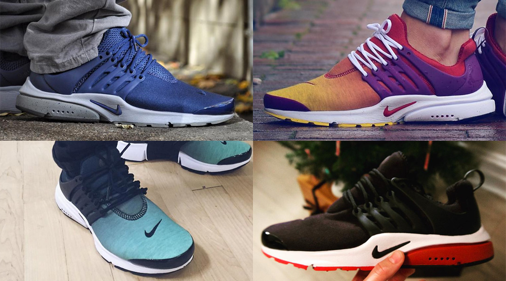 The 50 Best Air Presto NIKEID Designs On Instagram | Sole