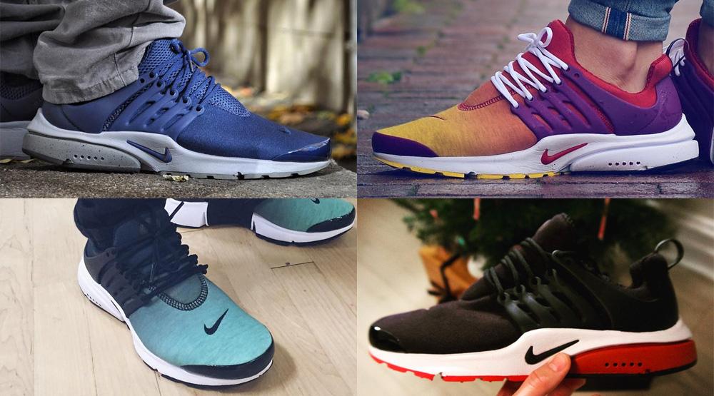 Nike Air Presto Id Ideas