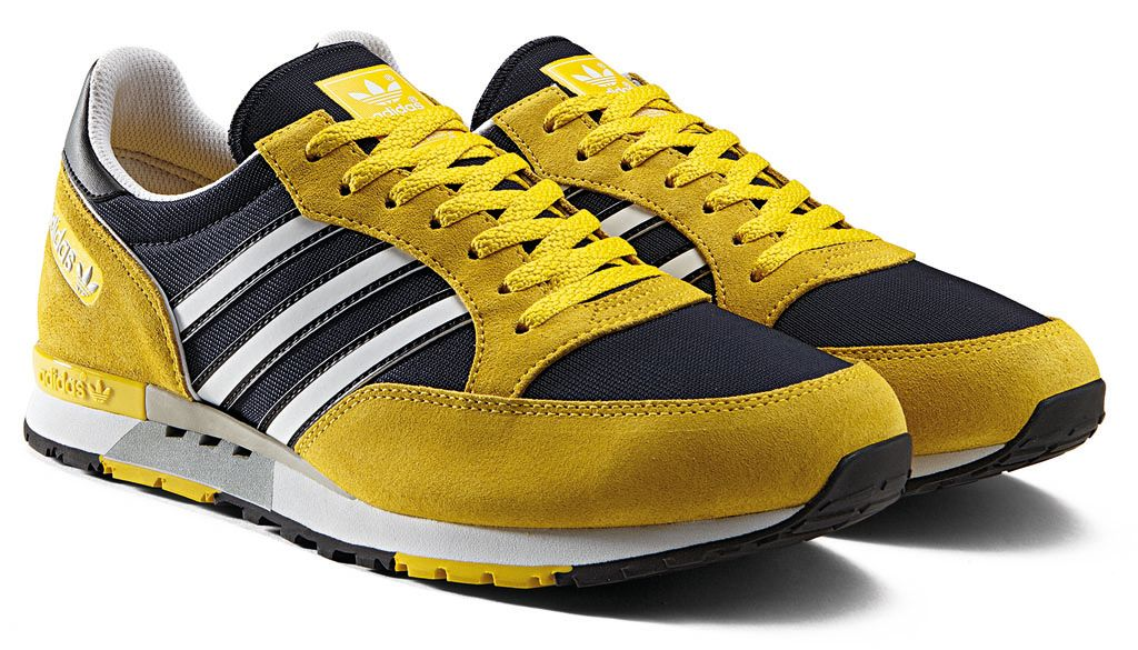 adidas Originals Phantom Pack Spring/Summer 2014 Mustard (2)