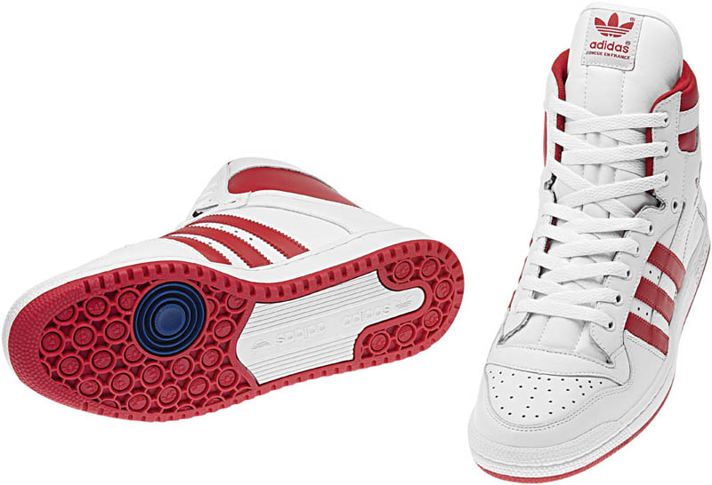 abdbd53777e2 adidas Originals Decade hi White Bluebird Light Scarlet G50790