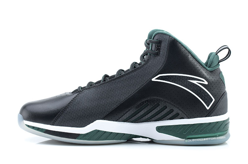 ANTA KG 3 III Boston Away Black White Green (2)