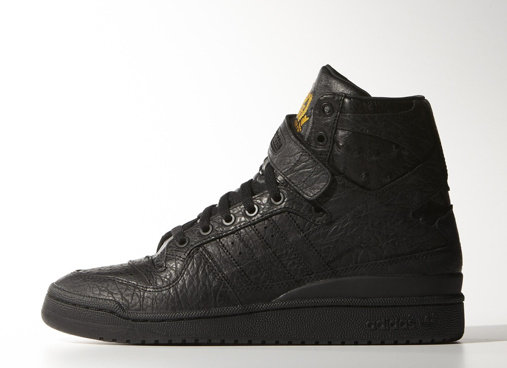 huge selection of e0f5d 35d4a Ostrich-Equipped adidas Originals Forum His