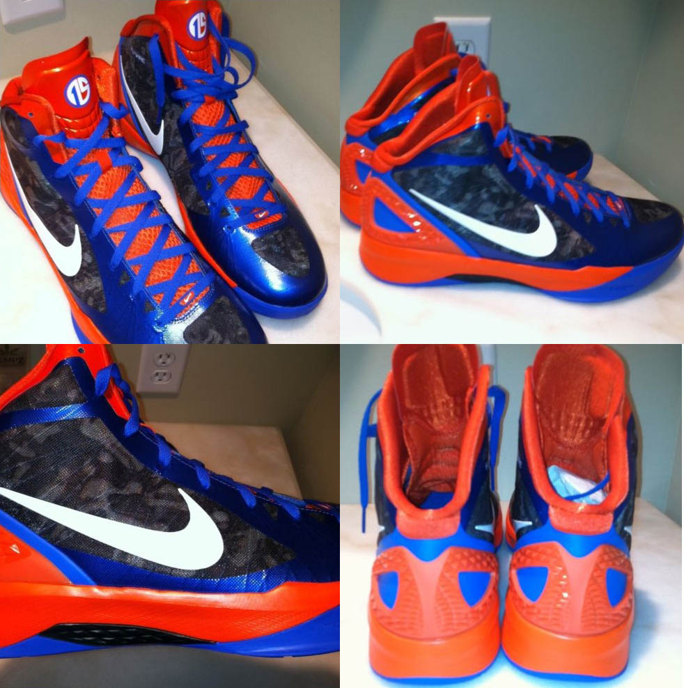 91112ef08ab2 Nike Zoom Hyperdunk 2011 - Amar e Stoudemire Player Exclusive