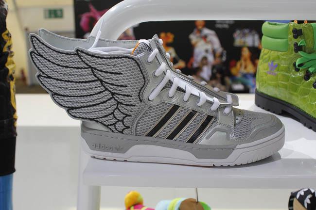 best website 4d5a7 275a6 adidas Originals by Jeremy Scott - Fall Winter 2012 Preview