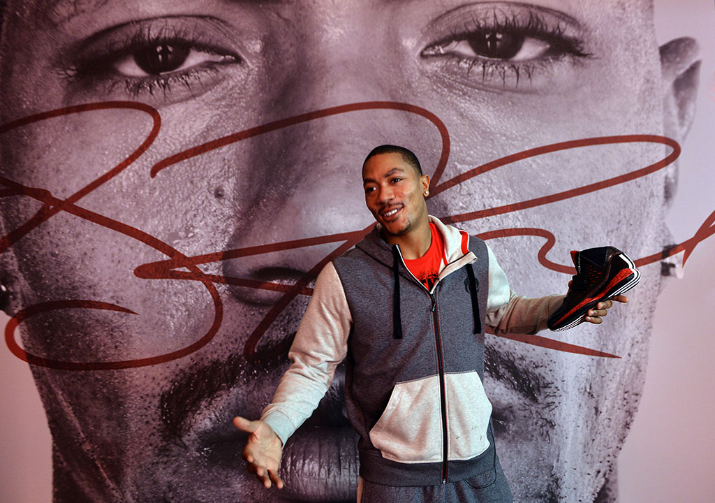 adidas D Rose 3 Signature Shoe & Apparel Launch Event Photos (7)